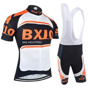 BXIO Marca Maglie ciclismo Estate manica corta Cool Sportswear No KTM Ciclismo Abbigliamento Bici traspirante Vestiti 2016 Vendita calda BX-0209O007
