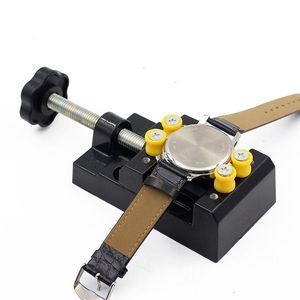 8 Holes Aluminium Alloy Fixed table Watch Jewelry maker Hand Carpenter DIY Tool Repair Tools & Kits