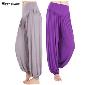Wholesale-Hot Sale Fashion Yoga Pant Women Harem Pant Sport Fitness Dance Pants Big Yards Loose Trousers Bicycle Cycling Bike Yoga Clothes