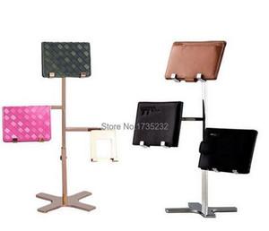 Бумажник стеллаж для выставки товаров сумочка презентация стенд из нержавеющей стали металла нерегулярные дисплей держатель полноценный витрина стойку