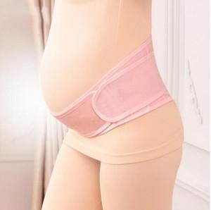 In gravidanza Postpartum Corset Belly Belt Maternità Supporto gravidanza Banda pancia Cura prenatale Fasciatura atletica KKA2699