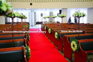 شظية الكريستال العقلي محور العمود الزفاف وأعمدة موقف العقلية الممشى يقف، استخدمت أعمدة عرس زفاف زخرفة