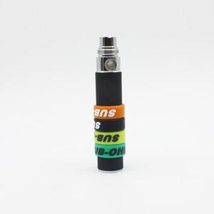 Ecigarette Vape Band Silicon Anelli di protezione antiscivolo Anello in silicone per batterie della serie ego ego-T ego C twist vision spinner kanger aspire