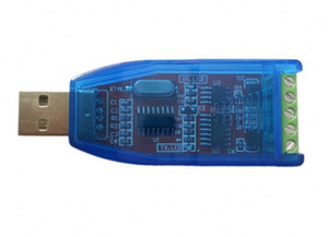 Free shipping 1x Industrial USB To RS485 converter upgrade protection RS485 convert