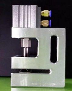 فراشة شكل ثقب الناخس اللكم آلة S25 لتعبئة بطاقة نفطة