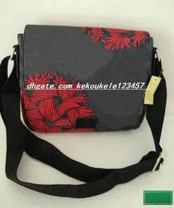 n41714hotDISTRICTPM qualité haut de gamme nouvelle arrivée célèbre marque classique designer mode hommes sacs de messager cross body bag school