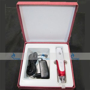 MYM Derma Roller Pen электрический Microneedle система терапии акне лечение морщин удаление авто микро иглы Фотон анти старения портативный красоты