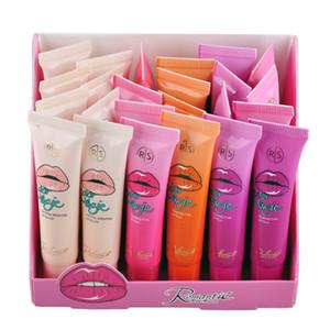 Lacrimazione Lip Glos Romantic Peeloff Lip Gloss No Stain Rossetto Balm Plant Peel-off Lub Rossetto vs Lipgloss 2803008