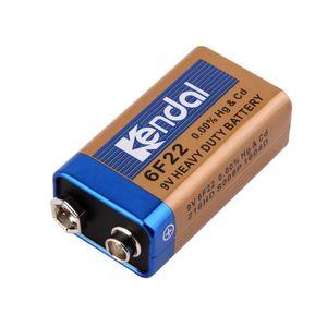 6F22 Batteria 9 V 9 V per uso intensivo per termometro a infrarossi IR senza contatto GM300