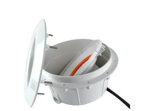 الفينيل بركة بواخر الركاب قذيفة IP68 للماء للخارجية الإضاءة تحت الماء مصباح تضمين الاسمية 56 بركة سباحة أضواء بركة اينر تركيبات