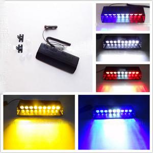 9 Вт LED лобовое стекло предупредительный световой сигнал Viper автомобиля мигает строб Lightbar Полиции безопасности огни грузовик маяки аварийного сигнала лампы