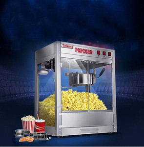 Machine de pop-corn commerciale de haute qualité populaire Popcorn Maker Popcorn Maker