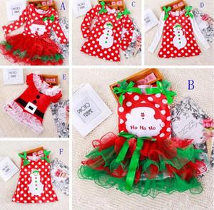 Kış Çiçek Prenses Kız Elbise çocuklar Gençler Giyim Noel Partisi Elbise Performans Giyim Çocuk Balo Elbise