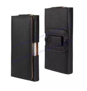 유니버설 지갑 PU 가죽 가로형 케이스 커버 파우치 벨트 클립 애플 아이폰 6/7/8 플러스 아이폰 X 삼성 S8 S7 참고 5