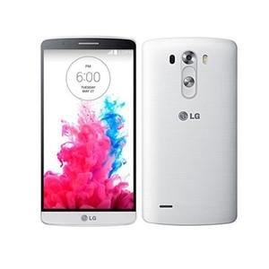 """100% оригинал LG G3 D850 D851 Мобильный телефон Android OS 4.4 13MP 5,5 """"2G / 16G / 32G ROM Телефон Восстановленное"""
