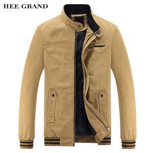 الجملة-الرجال سترة 2017 جديد وصول أزياء الخريف معطف بلون الرجال ضئيلة عارضة الوقوف طوق بلون سستة معطف MWJ1858