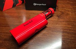 100% de qualité supérieure Kangertech Subox Mini Pro TC Starter Kkanger Topbox Mini Starter Kit avec Kbox Mini 75W TC MOD 3.5ML Toptank Mini K