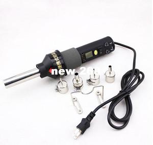 220 فولت 240 فولت lcd تعديل الرقمية الحرارة الهواء الساخن بندقية desoldering لحام محطة لحام ic smd بغا سايك 8018LCD