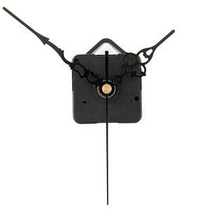Wholesale-Hot New DIY Mechanism Quartz Clock Movement Parts Replacement Repair Tools Set Kit All-Black Hands Gift elegant