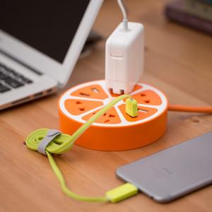 Turlock multifunzione 4 USB caricabatterie spina Ning Meng U stazione intelligente presa intelligente bordo di alimentazione striscia di limone