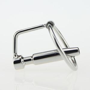 Männlichen Harnröhrenkatheter Hohl Sound Plug Spielzeug Penis Plug männer Harnröhre Expansion Keuschheitsvorrichtungen Erwachsene Geschlechtsprodukte Spielzeug