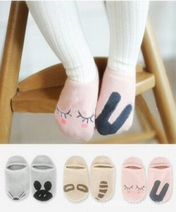 Baby Socken Cute Toddler Baby Kids Weiche Socken Cartoon Owl Pattern Socken Cotton Socken A18 Cute Cartoon Characters Cotton Baby Socken