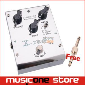 Педаль Biyang ToneFancier серии басовых эффектов X Drive Искажение OD-8 Правда обхода