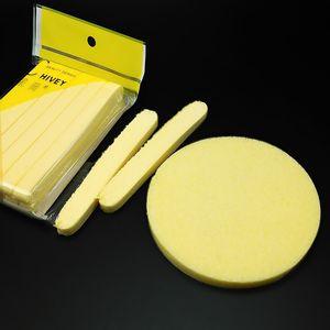 Hivet Limpieza facial comprimida Alga marina Maquillaje de esponja Herramientas de limpieza Esponja Puff Wash Face Envío libre de DHL 1lot = 1pack = 12pcs
