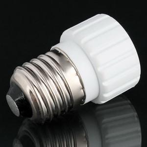 500 PCS E27 E26 para soquete GU10 Base de parafuso Lâmpada LED Lâmpada Luz Conversor Adaptador