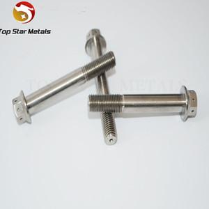 Grade5 Titanium alloy Titanium DualDrive Bolt M10 x (1.25mm) x mmlong Race Spec