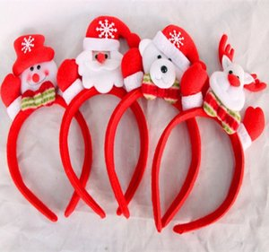 Weihnachtsschmuck, Weihnachten Weihnachten Weihnachten Licht Schnalle Kopf Hoop Schnalle Kopfschmuck Ornamente Christmas Ornament
