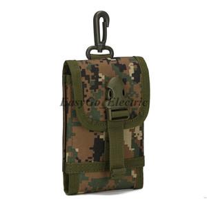 Universal Ao Ar Livre Tactical Coldre Militar MOLLE Hip Cinto Da Cintura Bolsa Carteira Bolsa Bolsa de Telefone Caso para iPhone / LG / HTC