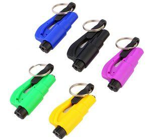 3 в 1 аварийный мини безопасности молоток авто стекла выключатель ремня безопасности резак спасательные молоток автомобиль побег инструмент