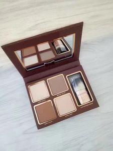 HEISSES neues Make-up Cocoa Contour Chiseled zum Perfection Face Contouring Highlighters Kit! Bronzer Textmarker! ePacket Freies Verschiffen!