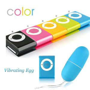 Беспроводной пульт дистанционного управления вибрационный яйцо пуля секс-игрушки