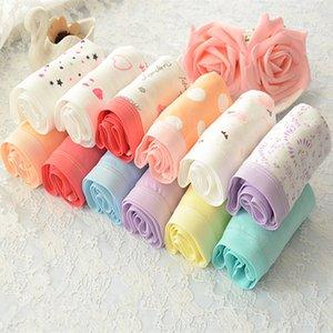 Mulheres Calcinhas cores misturadas 12pcs / lot underwears calcinhas Moda senhora meninas Plus Size underwear A008