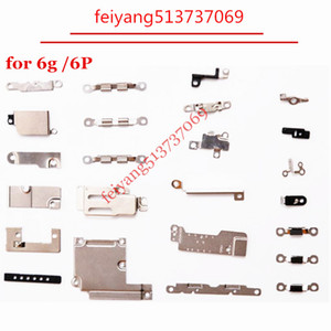 5 set Original 24 in 1 Repair Parts Inner Accessories Small Parts Metal for iPhone 6 6 plus Fastening Brackets Replacement