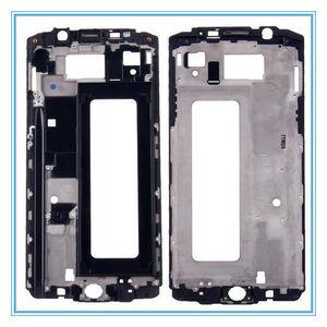 Reemplazo original LCD Frame Housing Front Holder medio Frame Bisel Plate para Samsung Galaxy NOTA 5 N920F N920A N920T N920V