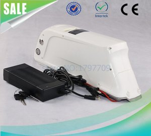 EU US Free Tax 36V 500W 350W Ebike 36V 17Ah bottle battery pack, Electric Bike dolphin lithium battery with USB and BMS