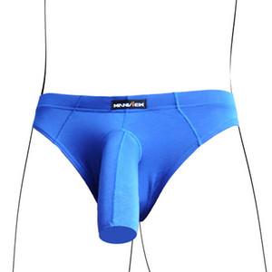 Hızlı ücretsiz shippingUnderwear Erkekler Marka Penis Kollu Delik Erkek İpek Thongs Fil Külot Eşcinsel Lingerie Fiş Seksi Külot Külot G-String