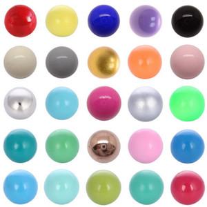 بولا النحاس الوئام الكرة الدقات الملاك المتصل متعدد الألوان 16 ملليمتر الصوت الموسيقى الكرة ل قفص المعلقات الأمومة الحمل الكرة مجوهرات