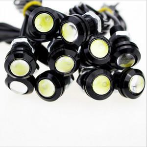 10 X Rose 9W LED Eagle Eye Light Car Fog DRL jour de secours inverse Parking