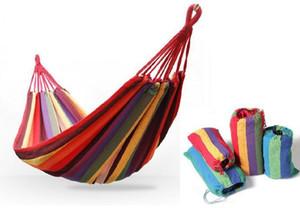O envio gratuito de venda quente Max 250 KGS 2 pessoas rede para pendurar ao ar livre BED Viagem Camping Balanço jardim balanço duplo pessoa hammock