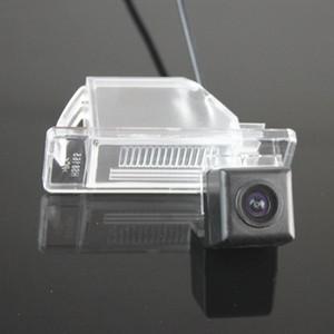 Para Nissan Sentra 180 2001 ~ 2006 cámara de visión trasera / cámara de reserva de estacionamiento HD CCD Night Vision0018