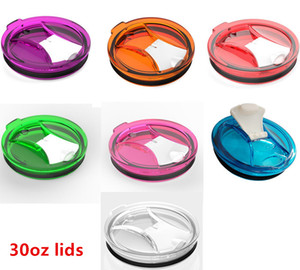Nouveautés Tasses de 30 oz Couvercle anti-éclaboussure Couvercle rabattable et repliable Pour tasses Trails de 30 oz.