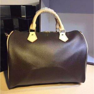 Sıcak damgalama harfler ekleyebilirsiniz torbaları kayış Popüler çanta Ladies ile En kaliteli Kadınlar Gerçek Deri hızlı 30 çanta omuz çantası