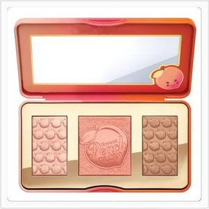 New Arrivals Factory 다이렉트 스위트 피치 글로우 주입 브론저 Highlighters makeup blush palette DHL 무료 배송