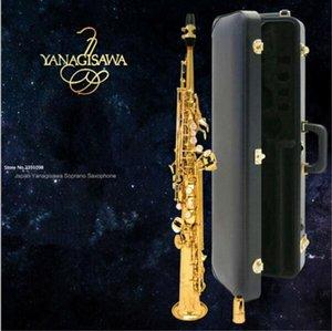 Yanagisawa saxofón soprano S901 B plano tocando profesionalmente Top instrumentos musicales grado profesional Envío gratis