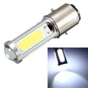 Alta calidad de la llegada de la MAZORCA LED de la bici del motor / ciclomotor / ATV faro de la linterna del bulbo de la luz de niebla DRL BA20D H6 E301