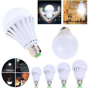 E27 LED 전구 비상 램프 5W 7W 9W 12W 수동 / 자동 제어 180도 빛 거리를 사용하여 3-5 시간 작업 납품업자